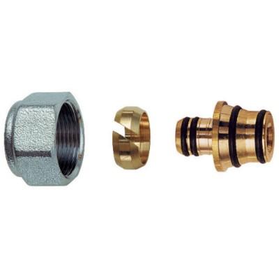 Концевик металлопластиковых труб FAR 1/2 x 16 х 2,0 евроконус