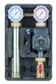 """Насосная группа Meibes 1"""" с насосом Grundfos Alpha2 L 25-60"""