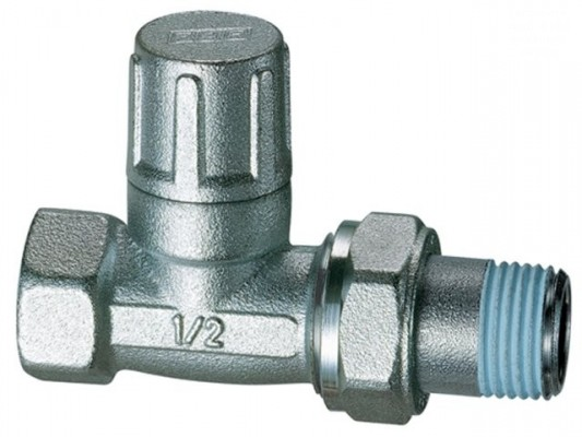 Прямой запорный вентиль FAR для стальных труб FV 1400 34
