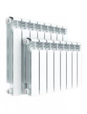 Радиатор алюминиевый Rifar Alum 500 - 8 секций (нижнее подключение)