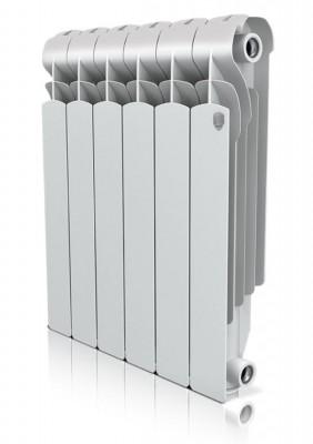 Радиатор алюминиевый Royal Thermo Indigo 500 / 12 секций