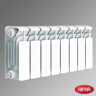 Радиатор биметаллический Rifar Base 200 8 секций