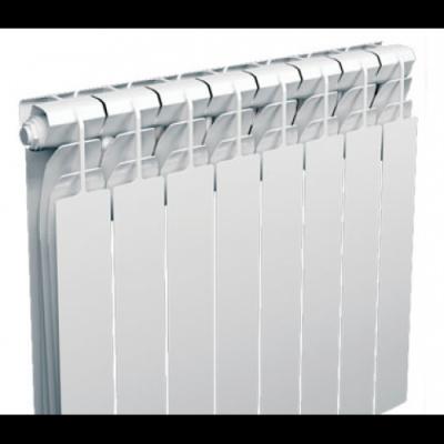 Радиатор биметаллический Sira Glamour 500 - 8 секций