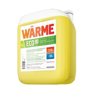 Теплоноситель Warme Eco 30 20кг