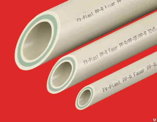 Труба FV-Plast Faser 50 x 8.3 (стекловолокно)