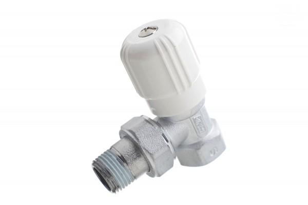 Угловой регулирующий вентиль FAR для стальных труб FV 1150 34
