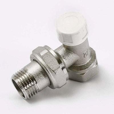 Вентиль Uni-Fitt обратный, угловой 1/2 НВ