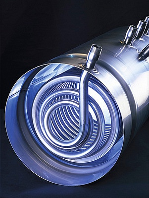 Водонагреватель Viessmann Vitocell 100-V тип CVAA 300 л, серебристый